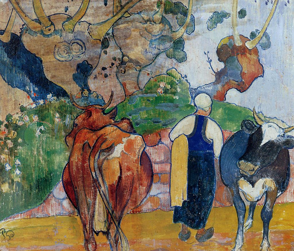 http://uploads7.wikiart.org/images/paul-gauguin/peasant-woman-and-cows-in-a-landscape-1890.jpg