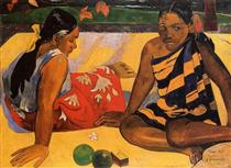 What's New? - Paul Gauguin