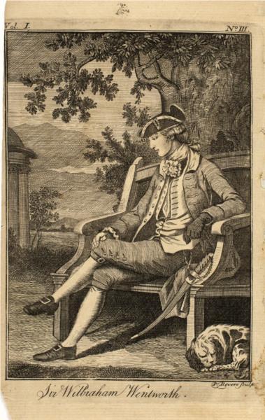 Wilbraham Wentworth, 1775 - Paul Revere