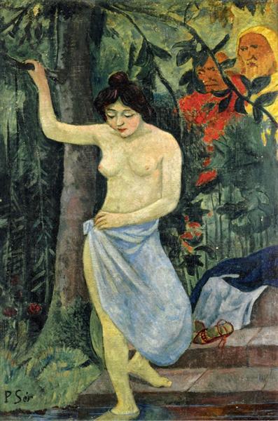 Susanna and the Elders - Paul Serusier