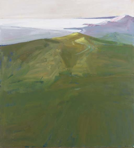 View of Malibu #1 - Paul Wonner