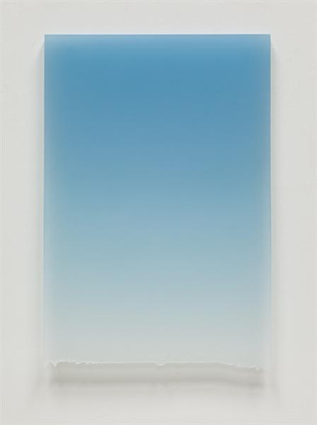 Ocean Blue Drip, 2011 - Peter Alexander