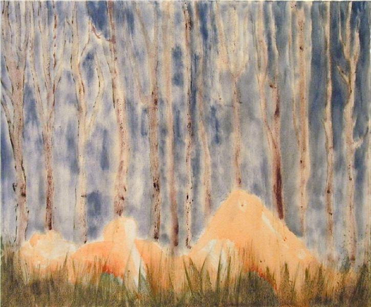 GRASSHOPPER, 1999 - Питер Дойг