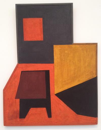 Room (Space Construction), 1921 - Peter Laszlo Peri