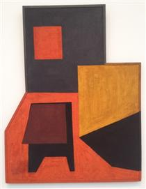 Room (Space Construction) - Peter Laszlo Peri