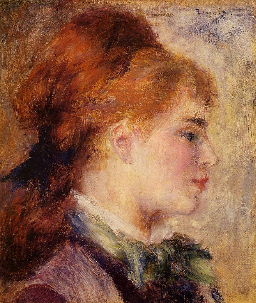 Nini Lopez, 1876 - Pierre-Auguste Renoir - WikiArt.org
