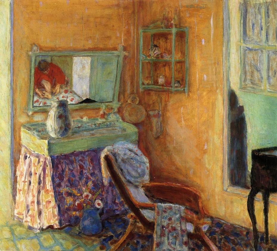 Interior, 1913   Pierre Bonnard