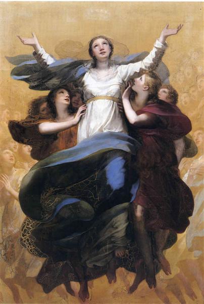 Assumption of the Virgin - Pierre-Paul Prud'hon