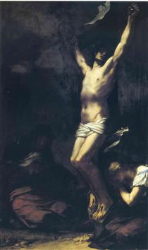 Crucifixion - Pierre Paul Prud'hon