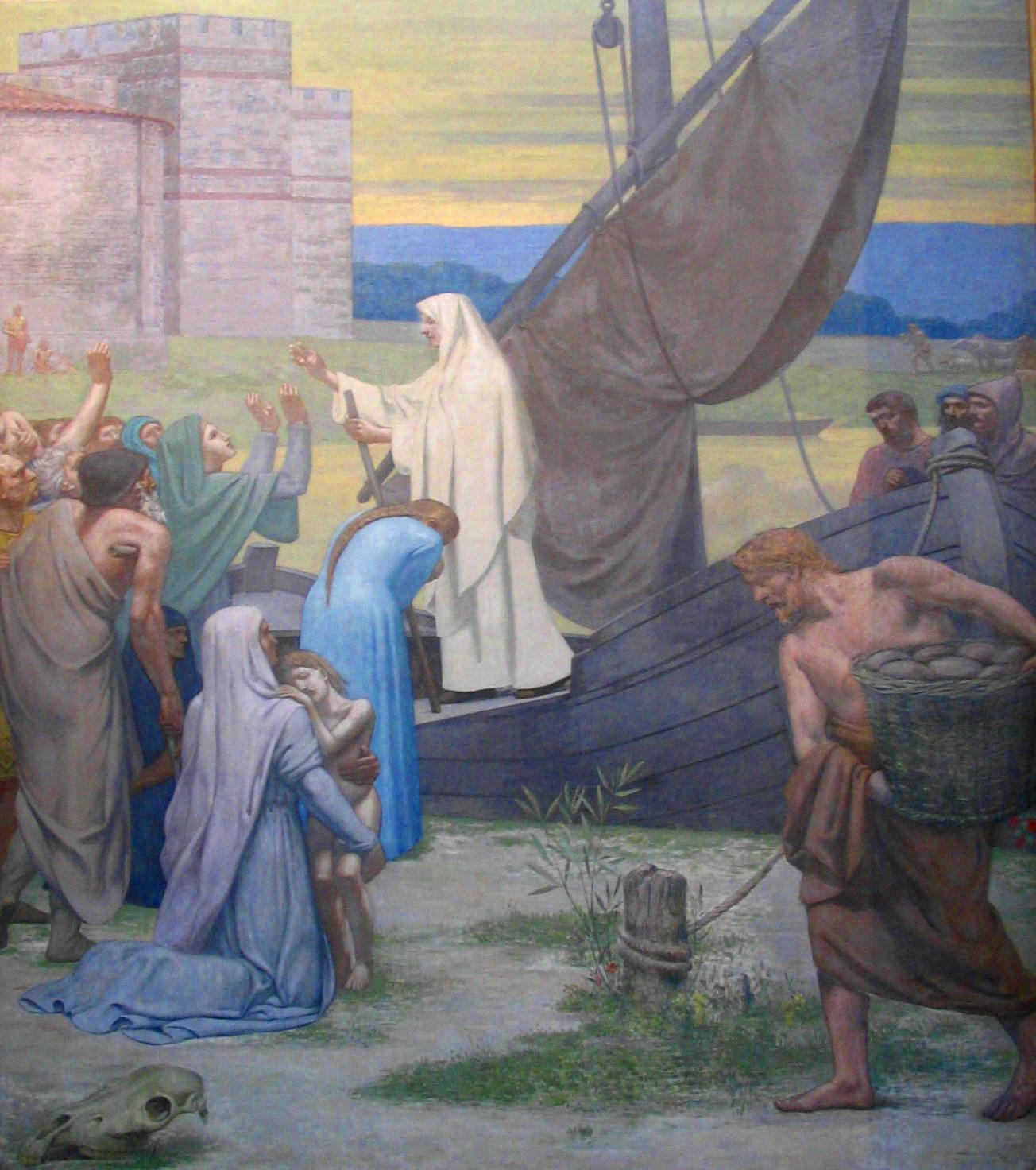 Life of St. Genevieve