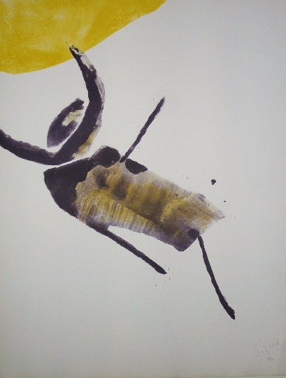 Insecte, 1972 - Pierre Tal-Coat