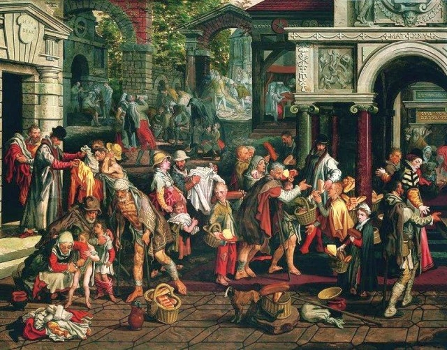 Deeds of Christian Charity, 1575