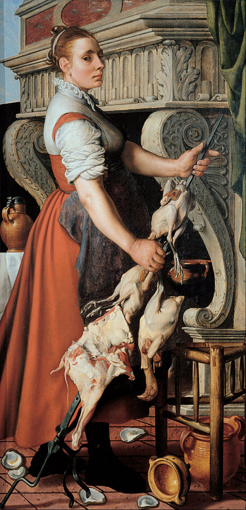 The Cook, 1559