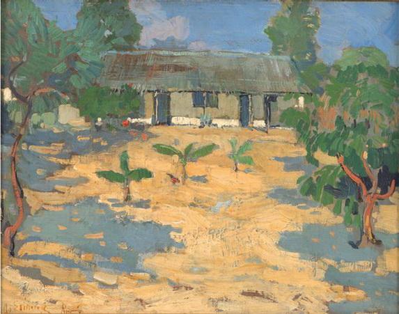 Cottage, Nelspruit, 1919 - Pieter Wenning
