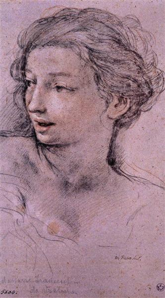 Study for the Age of Silver, 1637 - Pietro da Cortona