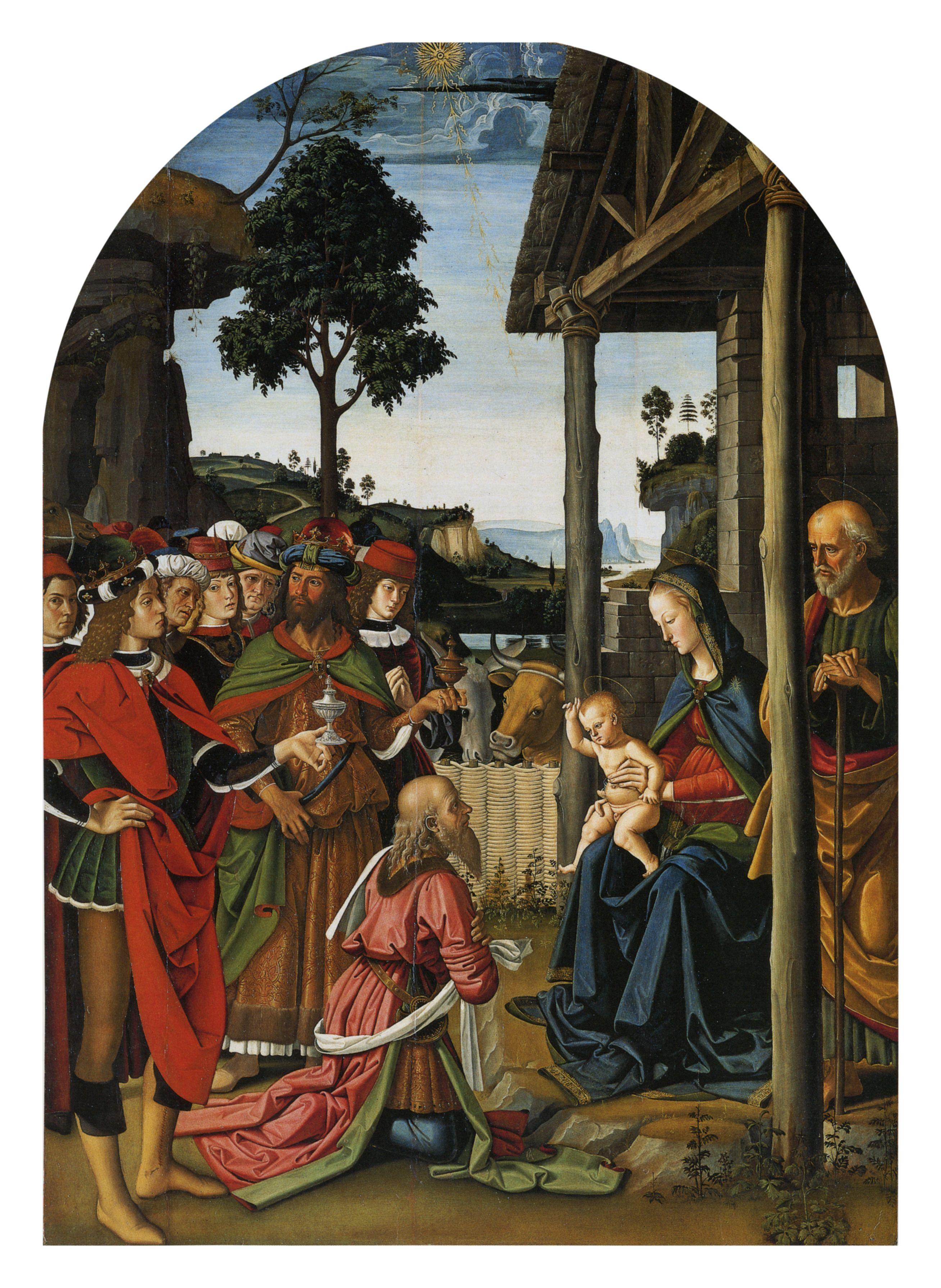 Landscape drawing for Santa Maria della Neve, 1473 - Leonardo da Vinci -  WikiArt.org