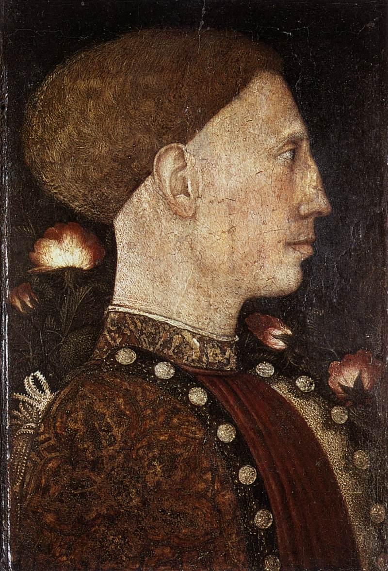 Portrait of Leonillo d'Este