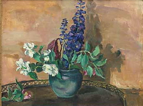 Bouquet of wildflowers, 1932