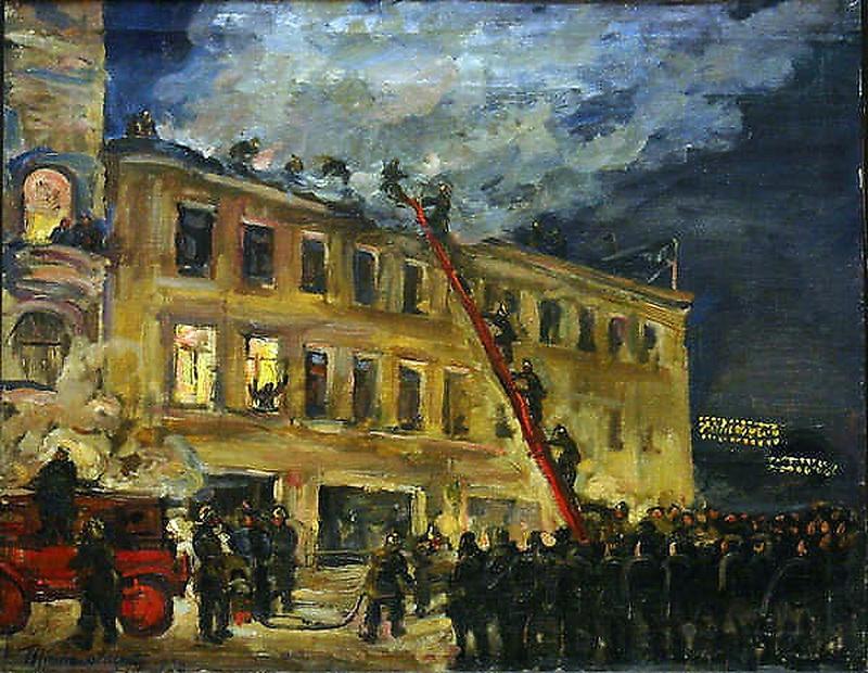 Fire, 1930