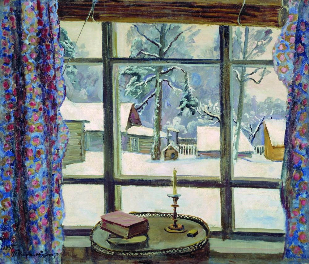 The window of the poet, 1935