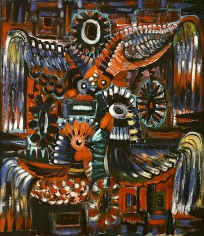 Roosters, 1967 - Radi Nedelchev