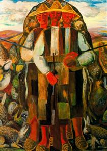 Hunters - Rafael Zabaleta