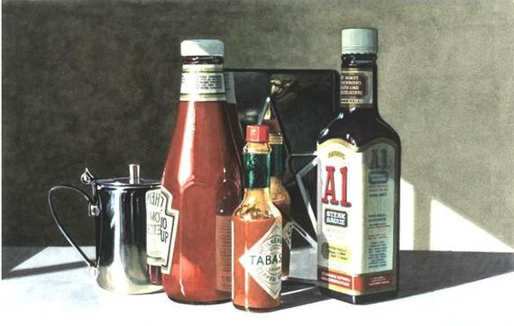 Sauces - Ralph Goings