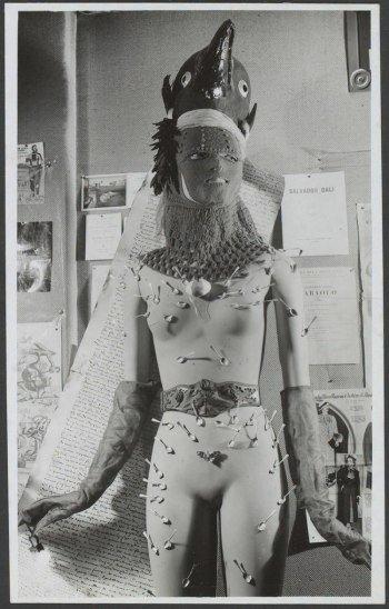 Mannequin de Salvador Dali - Raoul Ubac