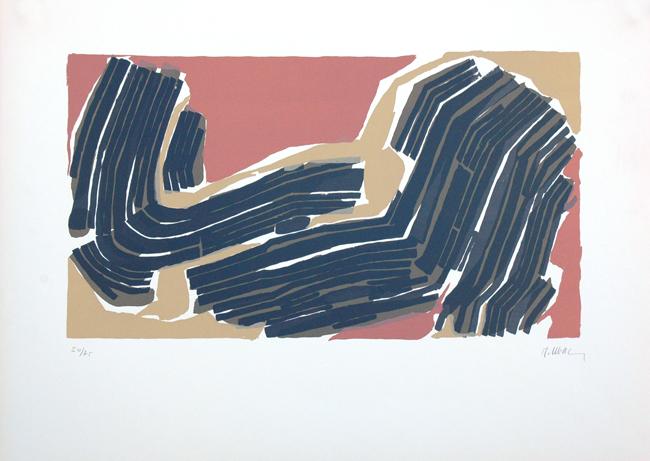 Rythme rompu, 1972 - Raoul Ubac