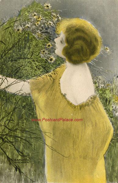 The Golden Age, 1916 - Raphael Kirchner