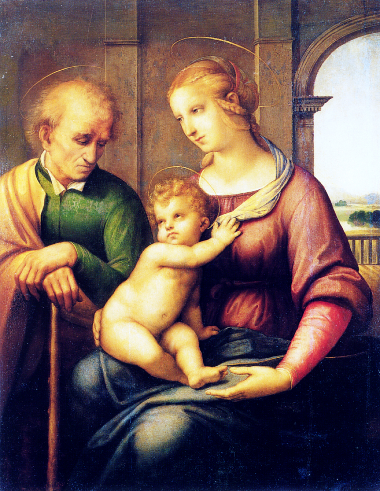 The Holy Family, 1506