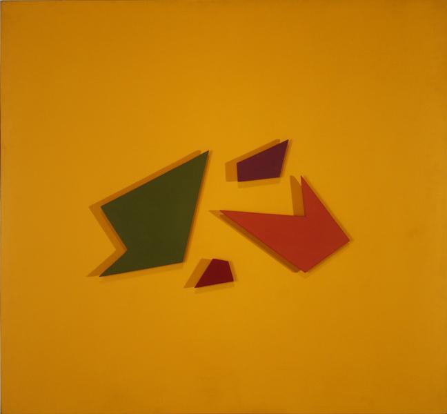 Pintura 153, 1948 - Raul Lozza