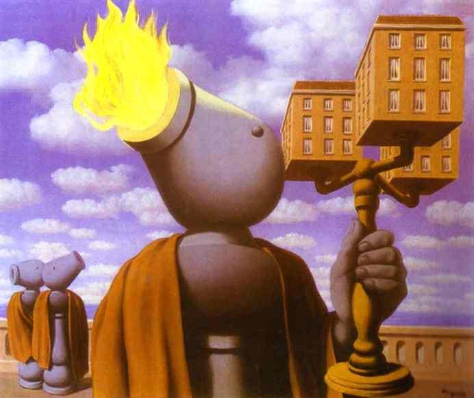 Cicero, 1947 - Rene Magritte