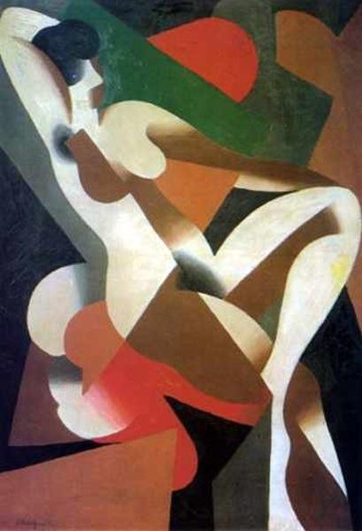 Donna, 1923 - Rene Magritte