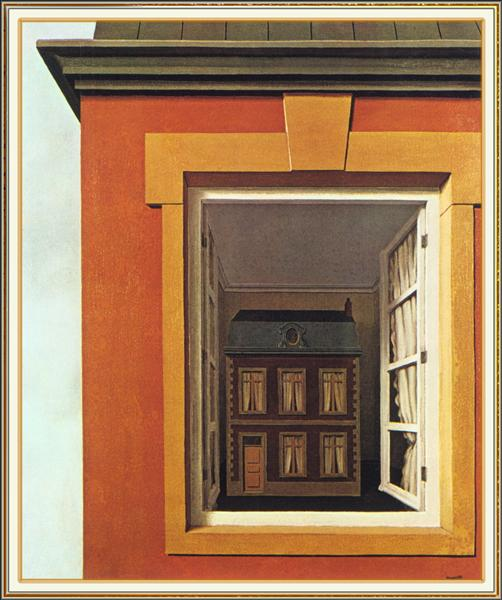 In Praise of Dialectics, 1937 - Rene Magritte