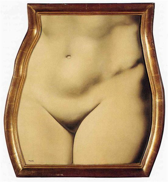 Representation, 1937 - Rene Magritte