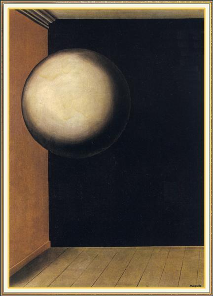 Secret Life IV, 1928 - René Magritte