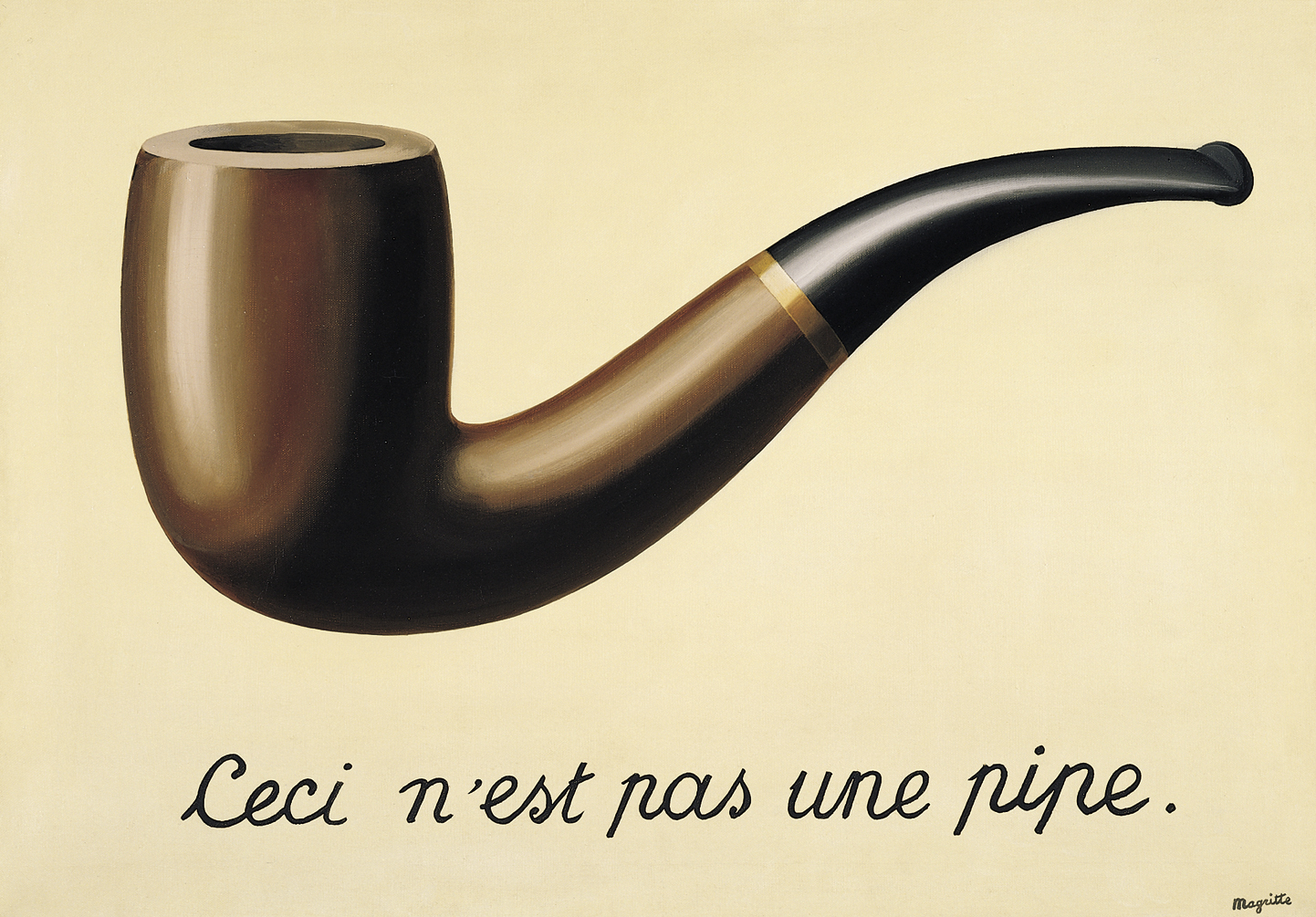 Image result for ce n'est pas une pipe