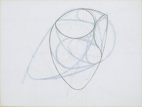 It's Orpheus When There's Singing #7, 1979 - Richard Deacon