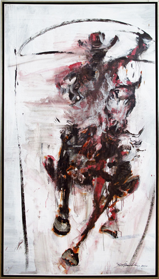 Rodeo, 2010 - Richard Hambleton