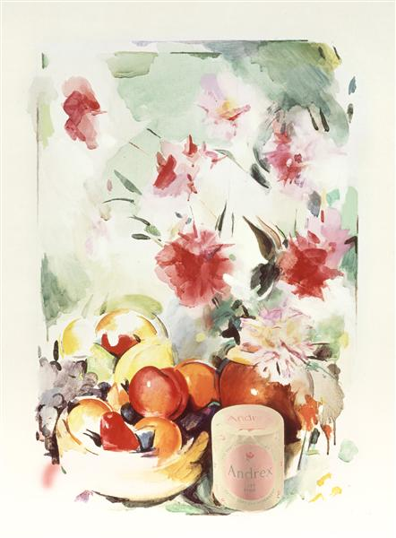 Flower Piece I, 1994 - Richard Hamilton