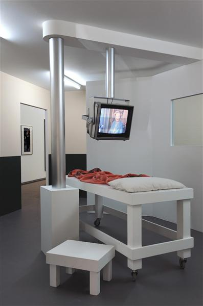 Treatment room, 1984 - Richard Hamilton