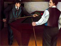The Billiard - Ричард Линдер