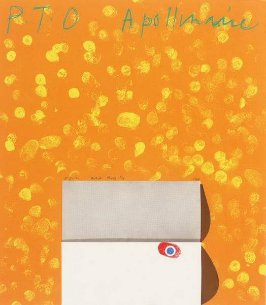 P.T.O. Apollinaire, 1968 - Ричард Смит