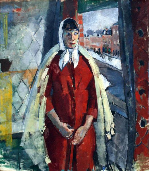 Woman at the Window, 1915 - Rik Wouters