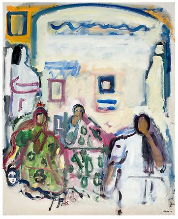 Moroccan Women, 1979 - Robert De Niro Sr.