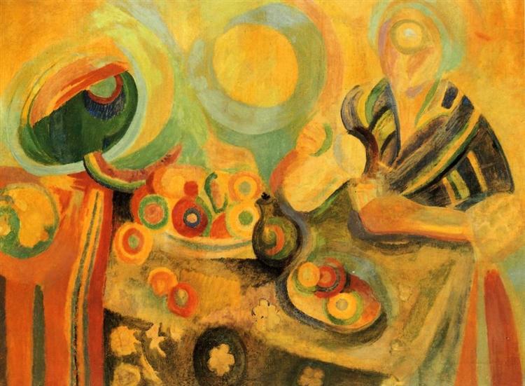 Poring, 1915 - 1916 - Robert Delaunay
