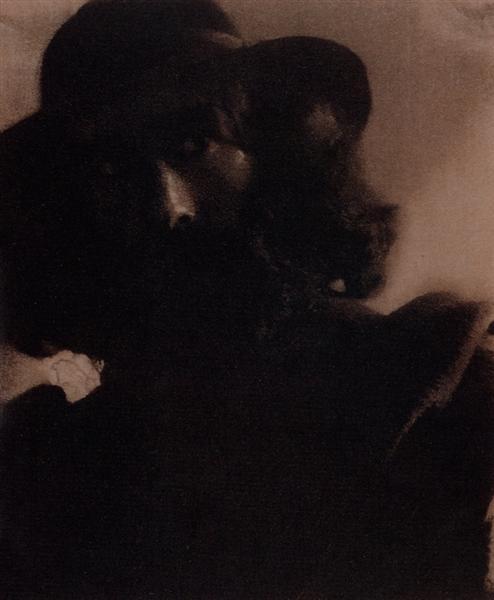 A Model, 1906 - Robert Demachy