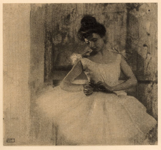 Behind the Scenes, 1906 - Robert Demachy