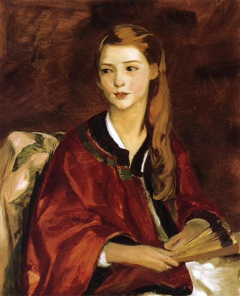 Beagrice Whittaker, 1919 - Robert Henri